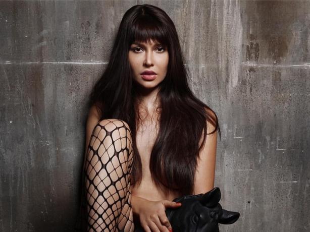 Скромняшка-конь потерял сознание между ног у ростовской звезды «Playboy» Марии Лиман