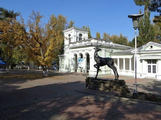 На25% увеличит цену билета Ростовский зоопарк с15апреля
