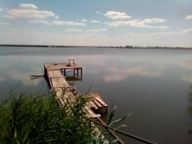 30 миллионов хочет ростовчанин за прудовой комплекс с «Воровайкой» и рыбкой