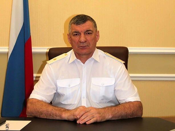 Новым начальником ГУФСИН поРостовской области стал Муслим Даххаев