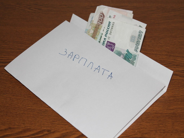 Сотрудник ЧОП в Ростовской области взбунтовался из-за зарплаты в конверте