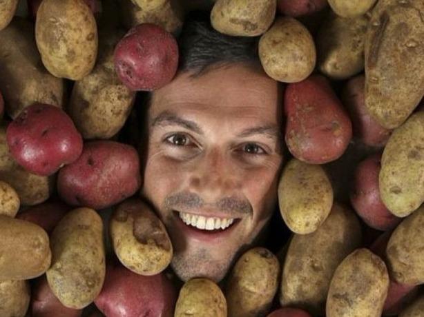 Пресловутую картошку едят жители Ростова каждый день