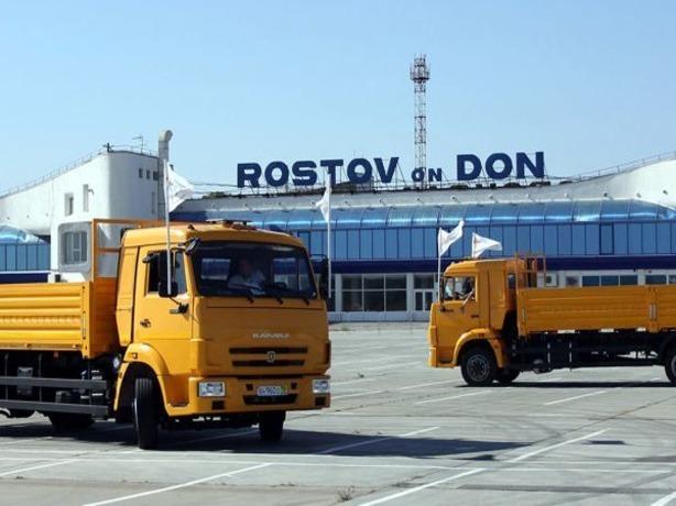 Лучший водитель грузовика получил 1 млн рублей в Ростове