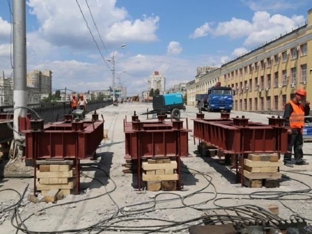Ремонт Комсомольского моста вВолгограде неожиданно прерван