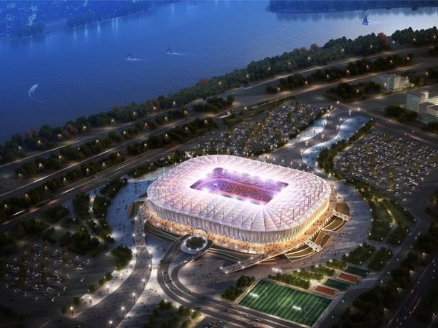 Главгосэкспертиза одобрила обновленный проект стадиона «Ростов-Арена»