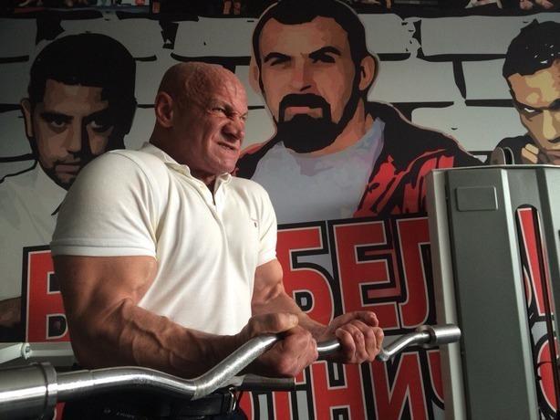 Ростовский 62-летний «Шварценеггер» произвел фурор в соцсетях