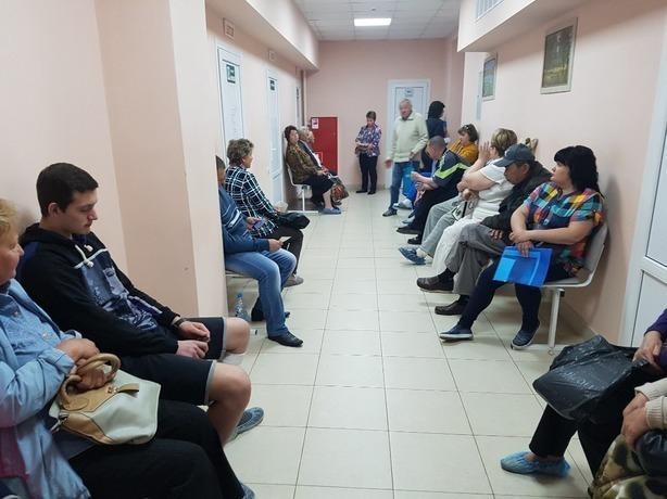 Таганрогская поликлиника вошла в пятерку самых позорных больниц страны