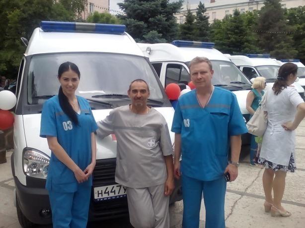 В Ростове водитель скорой помощи совершил невозможное для спасения шестилетнего ребенка от смерти