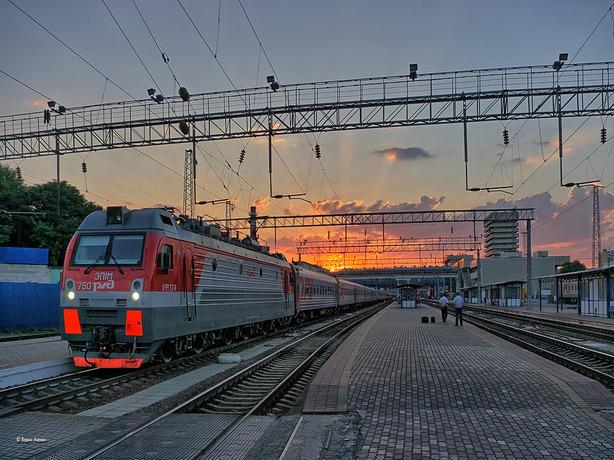 Железнодорожный вокзал «Ростов-Главный» после обновления готов обслуживать до 4,5 тысяч пассажиров в час
