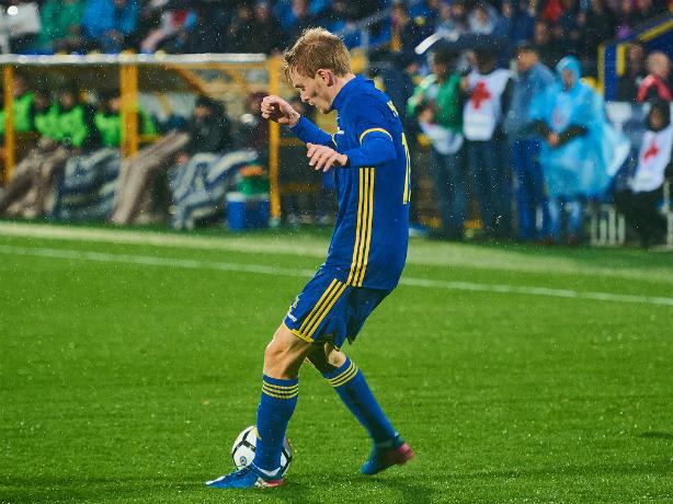 Полузащитник «Ростова» перешел в «Рубин» Бердыева за 140 млн рублей