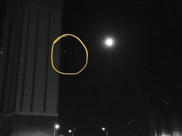 Светящиеся в ночном небе пришельцы испугали главных трусишек Ростова