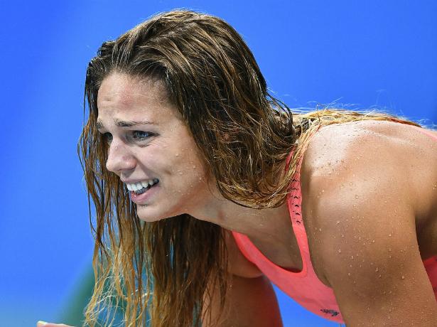 Американская полиция задержала ростовскую пловчиху Юлию Ефимову в Калифорнии