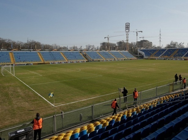 Стадион «Ростова» допустили к матчам российской премьер-лиги по футболу