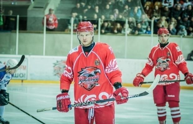 Ростовские хоккеисты в овертайме обыграли команду из Нижнего Тагила