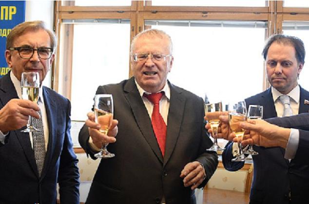 Почему Владимир Жириновский не дождался поздравлений с днем рождения от ростовских партийцев