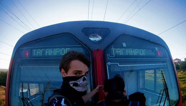 Познакомились с настоящим «зацепером» из Ростова-на-Дону