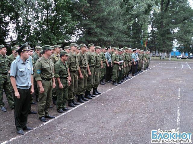 Правозащитники проверяют информацию о вспышке менингита в части Зернограда, где умер солдат-срочник