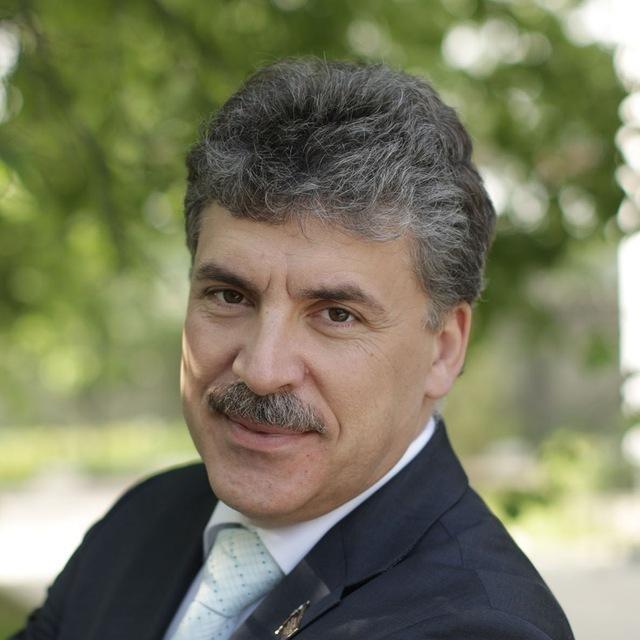 Павел Грудинин: «Горбань пытался возбудить на меня уголовное дело»