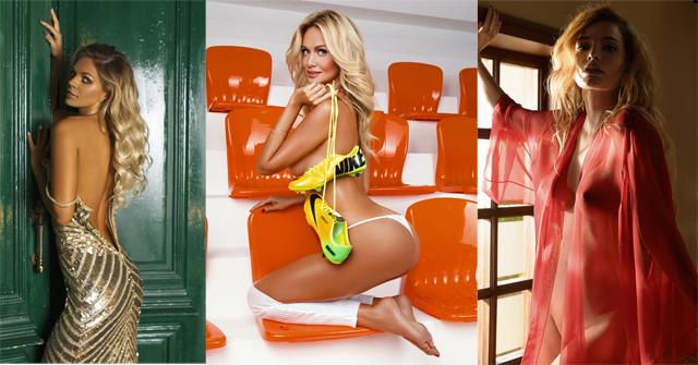 Ростовчанки Татьяна Котова, Виктория Лопырева и Юлия Ефимова вошли в ТОП-100 самых сексуальных женщин страны