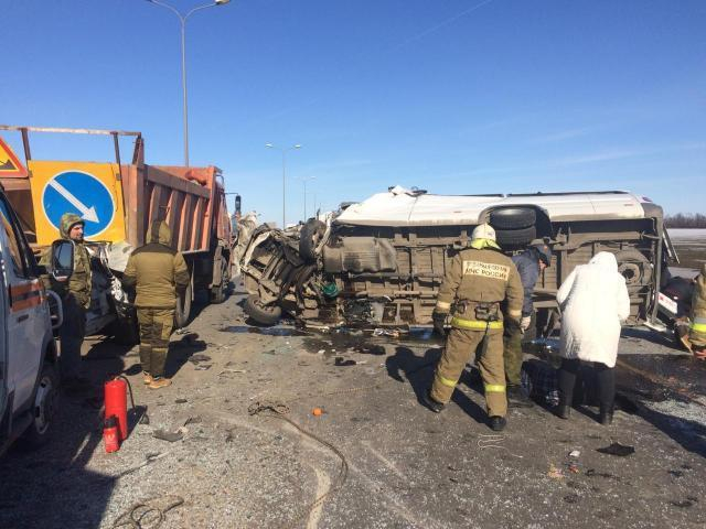 Компания, чей автобус попал в аварию под Шахтами, третий год работает на маршруте Ростов-Миллерово