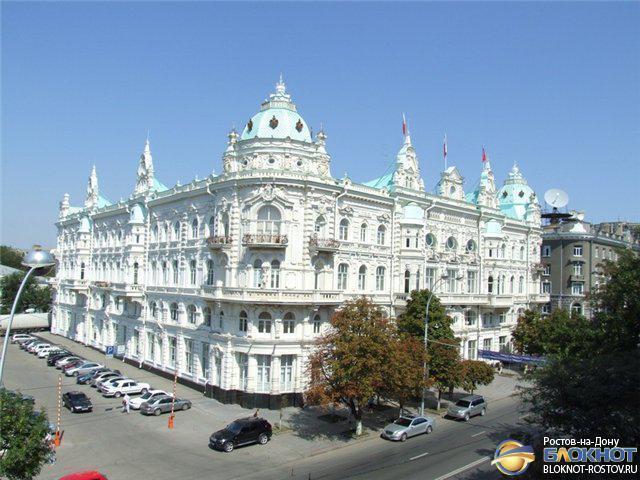В Ростове на должность сити-менеджера претендуют два кандидата