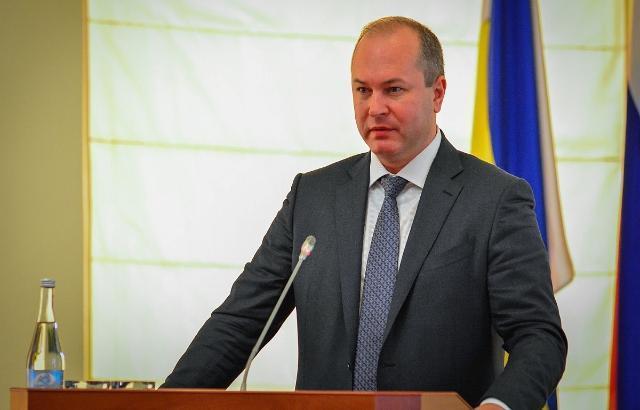 Виталий Кушнарев ушел в отставку по собственному желанию