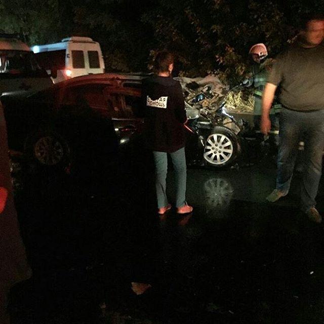ВРостове-на-Дону вДТП сучастием маршрутки пострадали десять человек