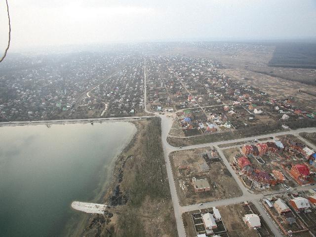 Прокуратура признала опасной дамбу на Ростовском море