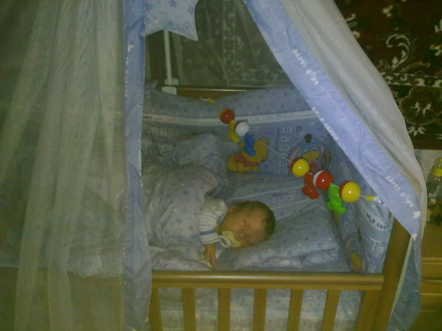В Ростовской области малыш задохнулся, запутавшись в пеленке