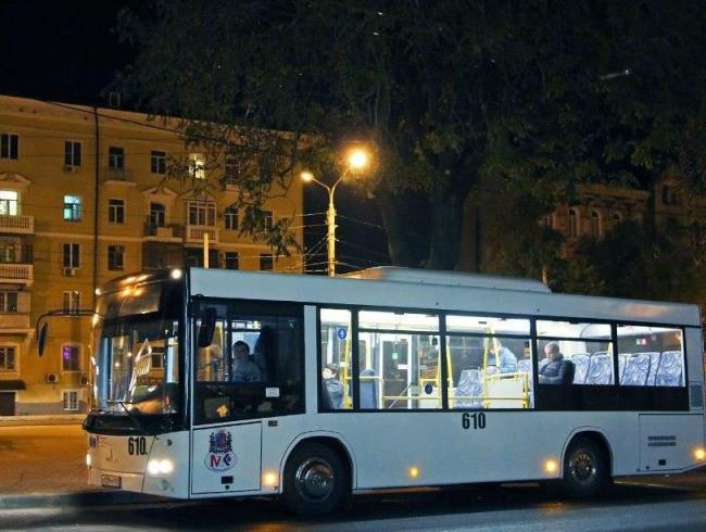 Ростовский публичный транспорт будет работать вночь наПасху до4.00