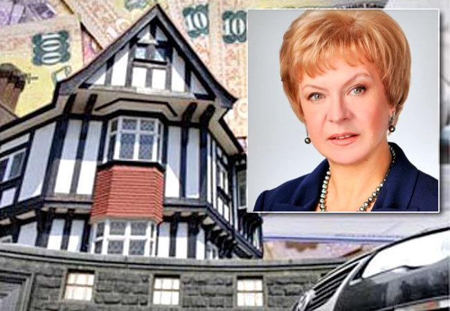 Жена мэра Ростова Зоя Степанова отчиталась о доходах семьи