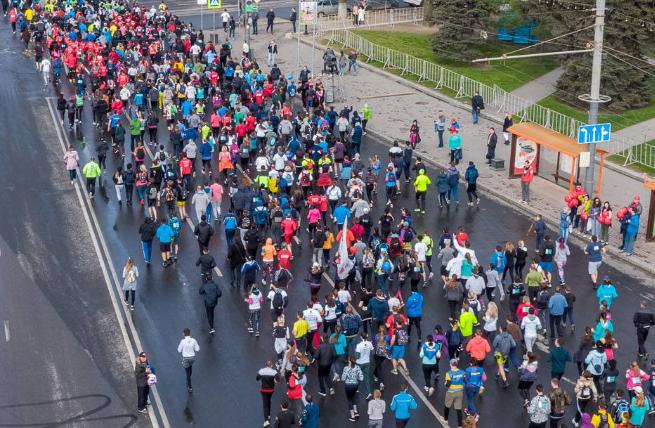 Легкоатлетический пробег «Ростовское кольцо» поменяет маршрут