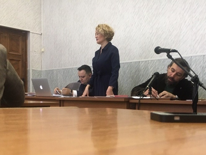 В Ростове суд оставил активистку «Открытой России» Анастасию Шевченко под домашним арестом