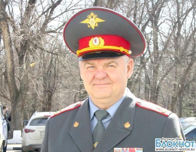 Главный полицейский Батайска покидает свой пост