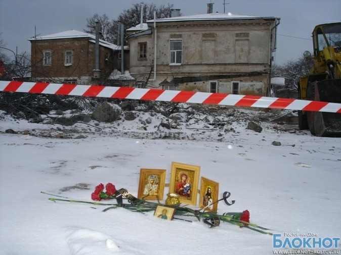 Подрядчик и прораб рухнувшего дома в Таганроге арестованы, а заказчик скрывается за границей