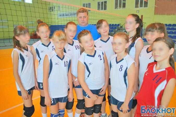 В Ростовской области на 18 лет осудили тренера по волейболу, насиловавшего воспитанниц