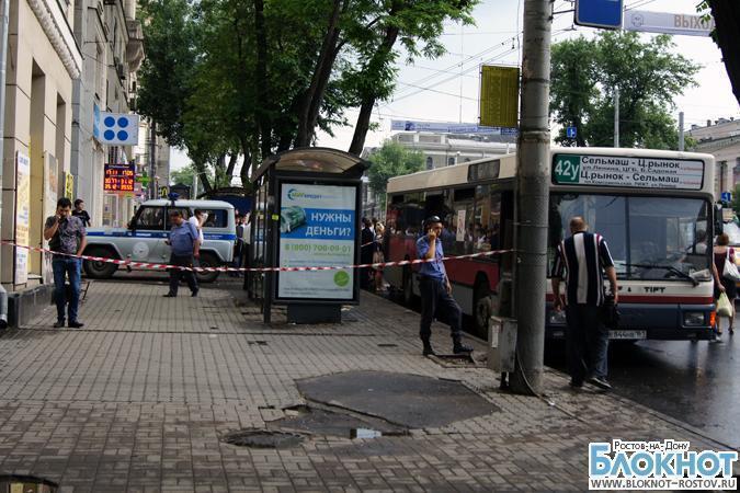 В Ростове  передано в суд дело водителя, зарезавшего пассажира