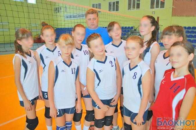 В Ростовской области возбуждено дело в отношении тренера женской юношеской волейбольной команды