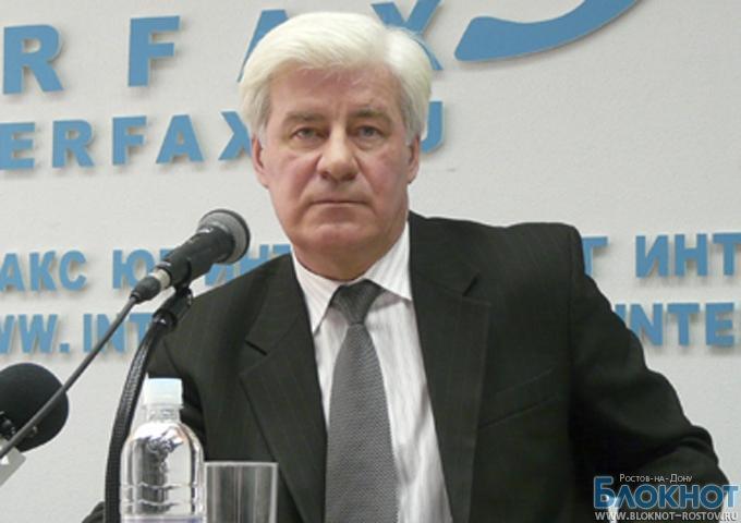 Мэр Ростова не стал увольнять своего зама, несмотря на требование прокуратуры