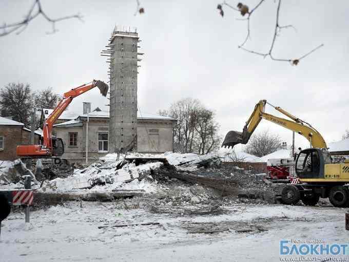 Подрядчику и прорабу рухнувшего дома в Таганроге предъявлено обвинение