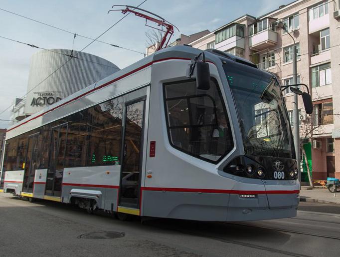 Обращение с просьбой выделить путь для трамваев на Горького отправлено губернатору Ростовской области