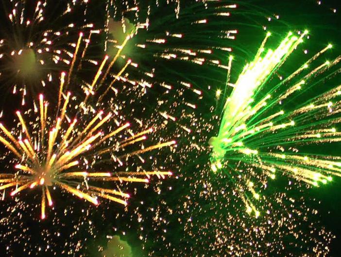 Полтысячи фейерверков украсят небо над Ростовом 23 февраля