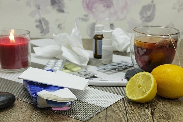 В Ростовской области за неделю 24 тысячи человек заболели ОРВИ