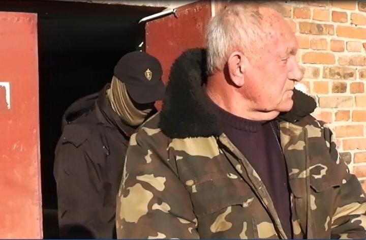 В Ростове осудят пенсионера-шпиона, работавшего на Украину