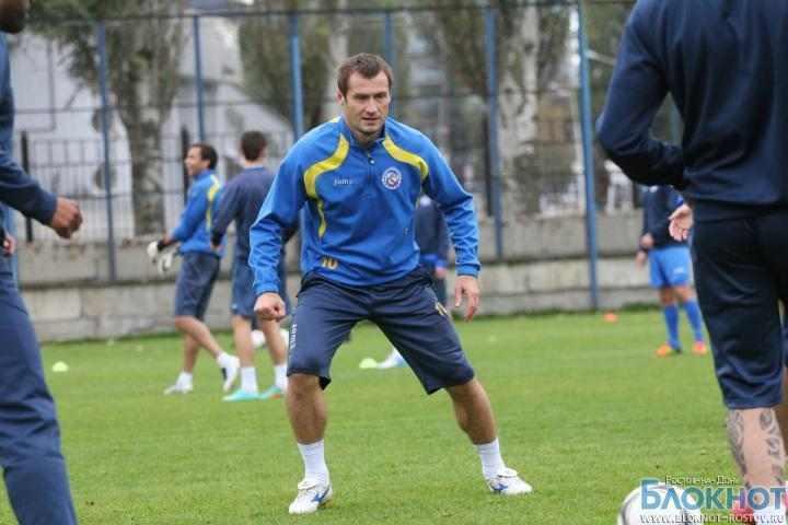 Футболисты «Ростова» Иванов и Кириченко вернулись в общую группу