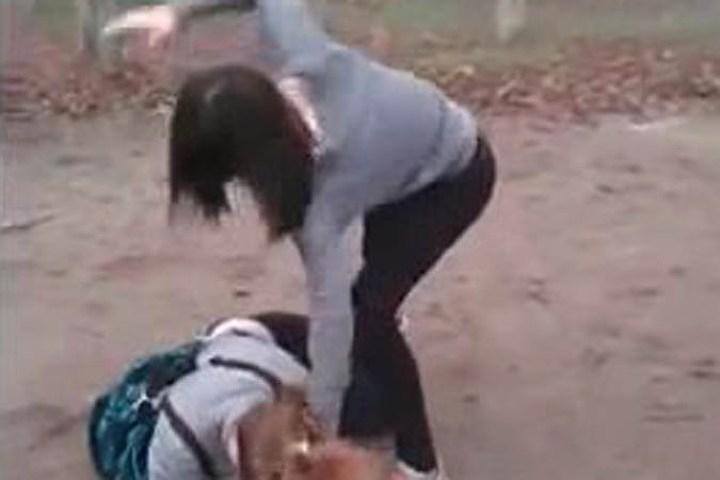 15-летнюю школьницу из Ростовской области жестоко избила сверстница