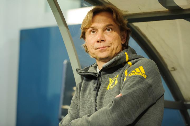 Карпин рассказал, почему «Ростов» разгромно проиграл «Зениту»