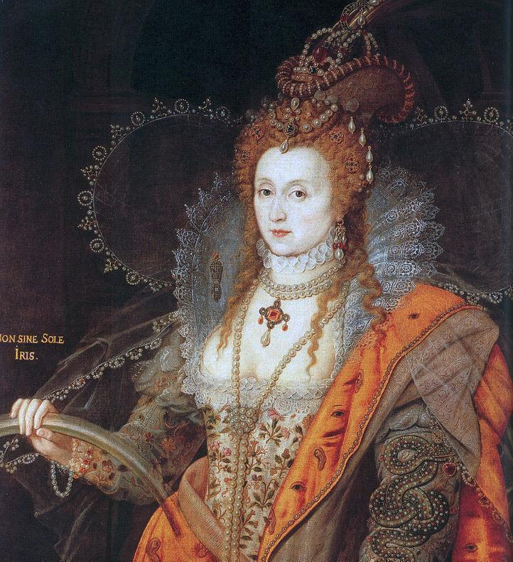 Календарь на 7 сентября: день рождения Елизаветы I, королевы — девственницы