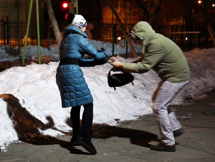 Вырвал сумку: гражданин Ставрополья ограбил ростовчанку