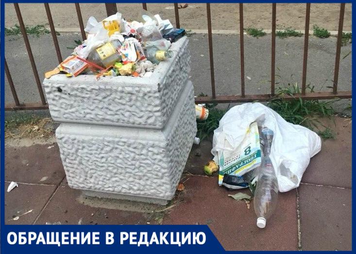 «Детская площадка наЗорге завалена мусором»: ростовчанка просит помощи